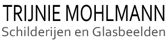 Schilderijen en Glasbeelden, Trijnie Mohlmann